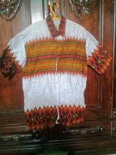 Kemeja Batik Lengan Pendek #MauDecay
