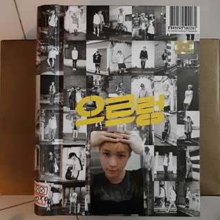 EXO-K ALBUM Growl