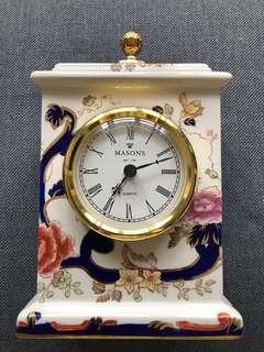 英國購入 MASON'S 古董感時鐘