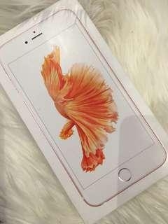 iPhone 6S Plus (Rose Gold 128GB)