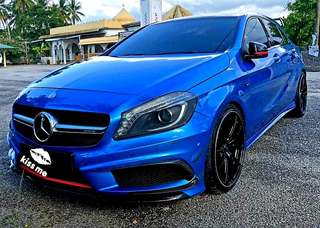 MERCEDES BENZ A200 SAMBUNG BAYAR CAR CONTINUE LOAN