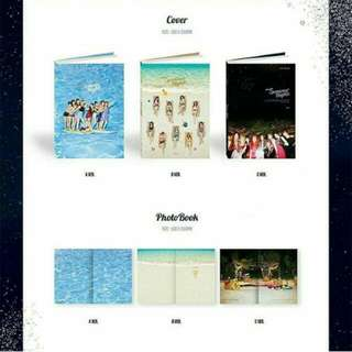 TWICE 2ND SPECIAL ALBUM: SUMMER NIGHTS