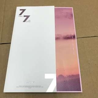 GOT7 7 for 7 Magic Hour Version album