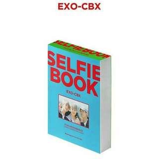 EXO CBX: SELFIE BOOK