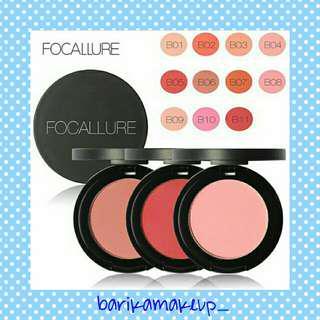 Focallure Blush On (ready B03,B04,B06,B07,B08,B09)