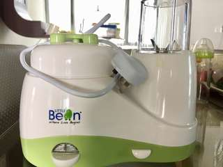 Little bean multifunction food processor