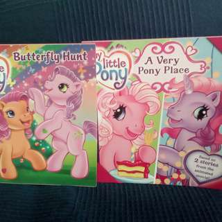 My Little Pony  Butterfly Hunt  A Very Pony Place