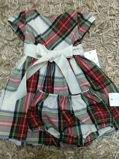 Ralph Lauren Tartan Dress