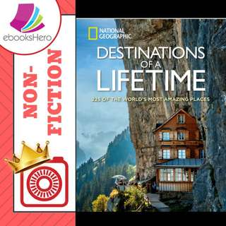 Destinations of a Lifetime - National Geographic