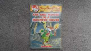 SALE! GERONIMO STILTON (1) & THEA STILTON BUNDLE
