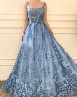 Carolina Blossom Gown