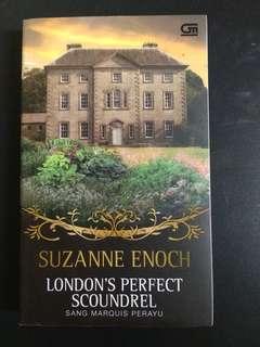 London's Perfect Scoundrel (Suzanne Enoch)
