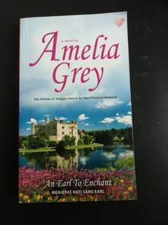 An Earl to Enchant (Amelia Grey)