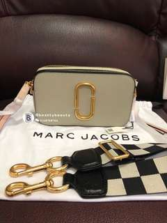Readystock✅Marc Jacobs Snapshot Camera Bag