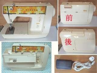 """""""(正版) SINGER 勝家384型 """"""""精麗""""""""七巧家用電動衣車/縫紉機 sewing motor controller   """""""