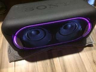 Sony xb60 bluetooth speaker