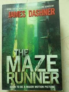 The Maze Runner (James Dashner)