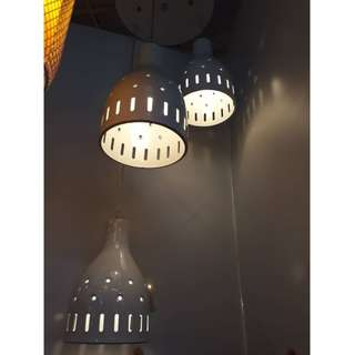 LSH Stylish Decorative Pendant Ceiling Light 17592/3