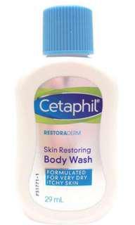 Cetaphil 舒特膚 天然沖涼液 護膚膏 body wash body lotion