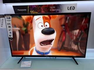 LED TV Panasonic 43 Inch Full HD Digital TV (Bisa KREDIT)