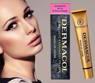 💄 Dermacol Make-Up Cover Foundation 30g
