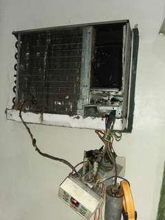Ref and aircon service repair