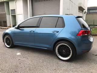 VW GOLF 1.4 MK7 CONTINUE LOAN/SEWA BELI MORE DITAIL Klik : wasap.my/+60183626304(AMY)
