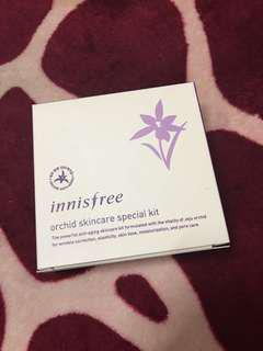 Innisfree Orchid Skincare Special Kit