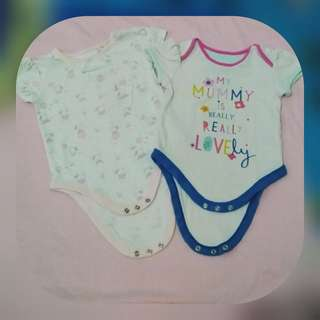 Baby jumper (2pcs take all)