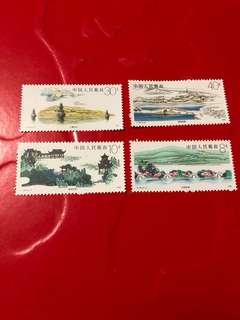 中國郵票T144