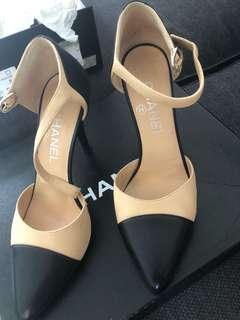Coco chanel女裝高跟鞋 100%real