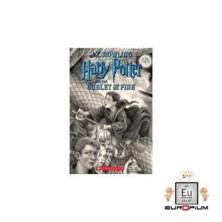 [PO0004] Harry Potter and The Goblet of Fire