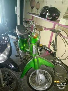 Motor 70 monggo