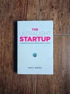 Ultralight Start-Up Hardbound Book