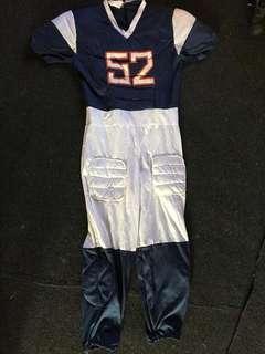 sporty costume