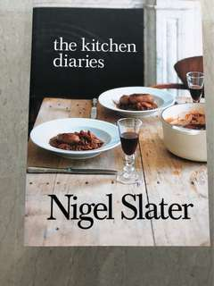 "Niger Slater ""The Kitchen Diaries"" Cookbook"