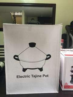 Electric Tajine Pot