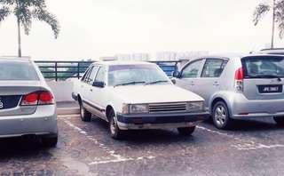 Drift Daihatsu Charmant LE 1.6