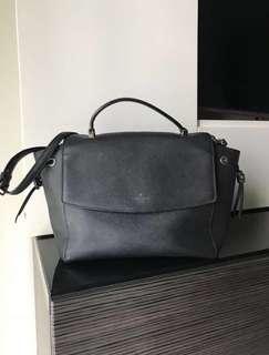Kate Spade New York Laurel Way Lilah Saffiano Leather Shoulder Bag