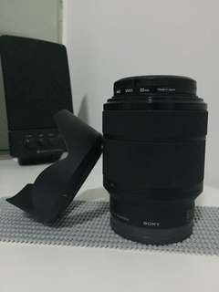 Sony FE 28-70 MM F3.5-5.6 BONUS FILTER HOYA