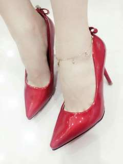 3 inches ladies heels
