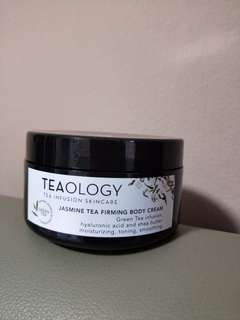Teaology - Jasmine tea firming body cream