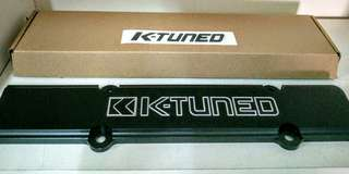 K-tuned engine  plug  cover honda