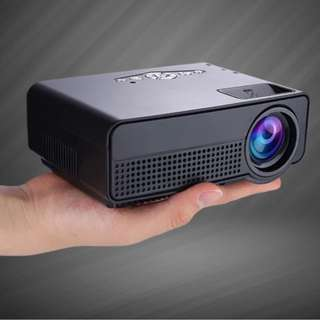 Portable Wifi Wireless 3D Mini Projector (K30) for all kind of Electronic Devices
