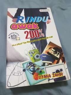 'Rindu Awak 200%' by Liyana Zahim