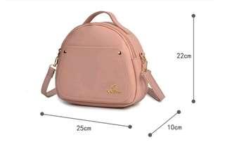 Mumu 3 way Korean backpack