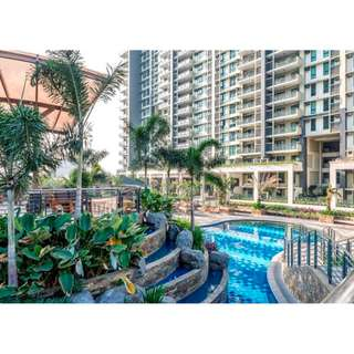 RFO 2 bedroom and 2 t&b with parking for sale in Flair Towers Mandaluyong near Light Mall, Boni MRT, Ortigas