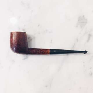 Vintage Orlik Corona Burrwood Pipe