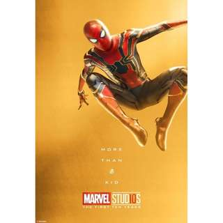 Marvel ten year anniversary posters part 2