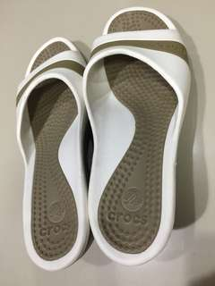 Authentic Crocs Wedge Sandals FREE SHIPPING